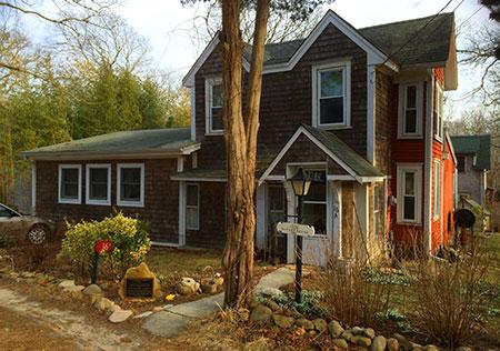 The Tankard Cottage, 16 Glenwood Ave, East Chop, Oak Bluffs, Martha's Vineyard, MA