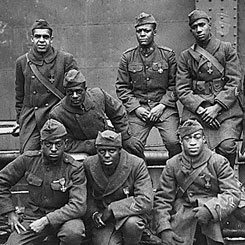 blackamericansoldiers